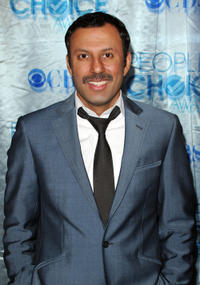 Rizwan Manji at the 2011 People's Choice Awards in California.