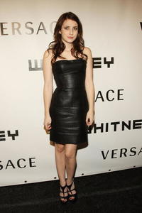 Emma Roberts at the Whitney Museum of American Art's Gala and Studio party.