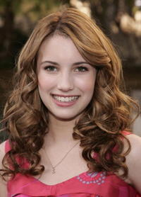 Emma Roberts at the L.A. premiere of