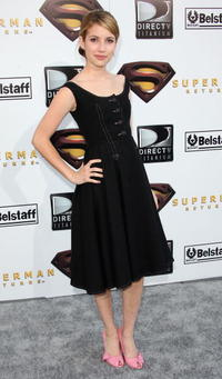 Emma Roberts at the California premiere of