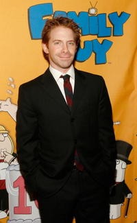 Seth Green at the Family Guy's 100th Episode party.