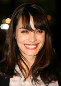 Shannyn Sossamon at the Hollywood premiere of