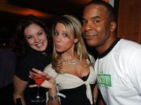 David Alan Grier, Cheryl Campbell and Stephanie King at the