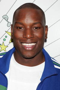 Tyrese Gibson at MTV