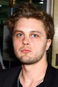 Michael Pitt at the after party premiere of