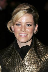 Elizabeth Banks at the London after party of