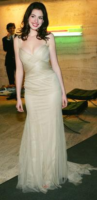 Anne Hathaway at the