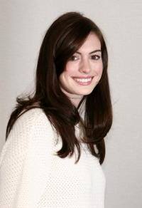 Anne Hathaway at the 32nd Deauville Film Festival.