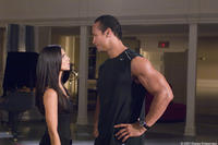 Roselyn Sanchez and The Rock in