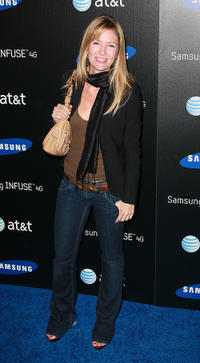 Tava Smiley at the Samsung Infuse 4G Launch Event in Los Angeles.