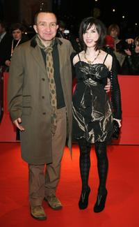 Eddie Marsan and Sally Hawkins at the premiere of