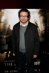 Eddie Marsan at the private screening of