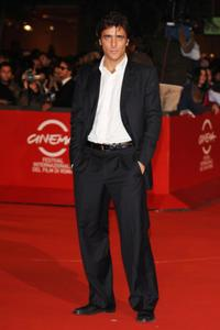 Adriano Giannini at the 3rd Rome International Film Festival.