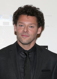 Richard Coyle at the London premiere of