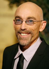 Jackie Earle Haley at the 79th annual Academy Award nominees luncheon.
