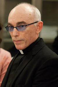 Jackie Earle Haley as Father Oscar Huber in