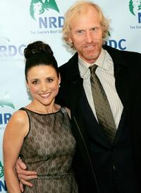Julia Louis-Dreyfus and Brad Hall at the 7th Annual