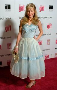 Brie Larson at the First Annual ELLEGIRL Hollywood Prom party.