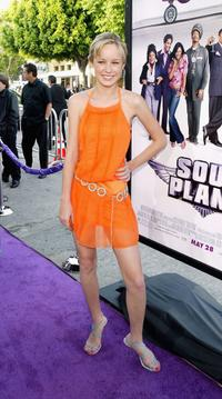 Brie Larson at the world premiere of