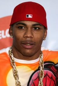 Nelly at the 19th Annual Kid's Choice Awards.