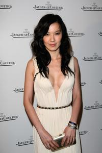 Kelly Lin at the Jaeger Le Coultre Host Celebration party.