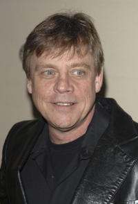 Mark Hamill at the academy of television arts & sciences, attends