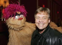 Mark Hamill at the after party for the premiere of the