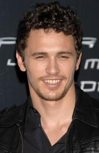 James Franco at the photocall of