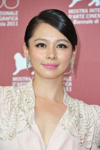 Vivian Hsu at the photocall of