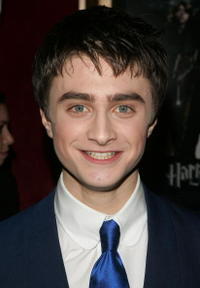 Daniel Radcliffe at the