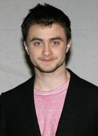 Daniel Radcliffe at the Theatre Book Prize 2006.
