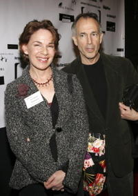 Terri Hanauer and Peter Lefcourt at the 3rd Annual IndieProducer Awards Gala.