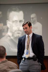 Jon Hamm as FBI Special Agent Adam Frawley in