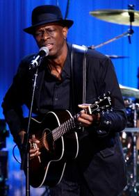 Keb Mo at the 2007 MusiCares Person of the Year.