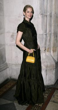 Sienna Guillory at the after party following the world premiere of