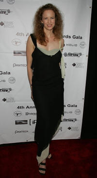 Laura Cayouette at the 4th Annual Indie Producer Awards Gala in California.