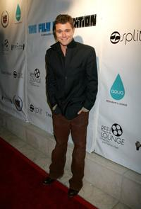 Clayne Crawford at the Reel Lounge Gala Benefit of the Film Foundation.