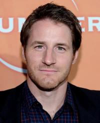 Sam Jaeger at the NBC Universal's 2010 TCA Summer party.