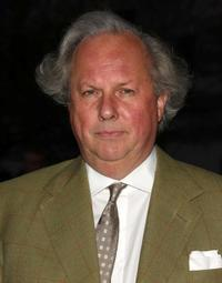 Graydon Carter at the Vanity Fair party during the 2009 Tribeca Film Festival.