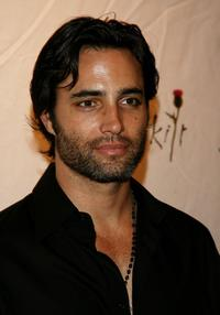 Victor Webster at the Johnnie Walker Dressed to Kilt 2006 fashion show during the Mercedes Benz Fashion Week.