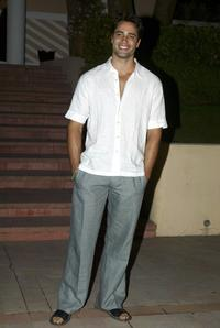 Victor Webster at the 44th Monte-Carlo Television Festival.