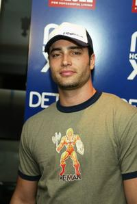 Victor Webster at the Details Magazines party to celebrate the Next Big Thing issue.