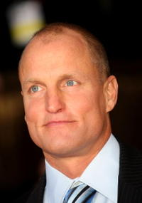 Woody Harrelson at the 14th annual Screen Actors Guild awards.