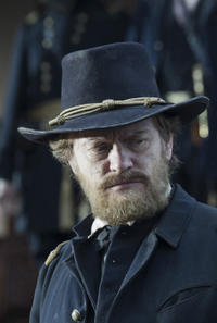 Jared Harris as Ulysses S. Grant in