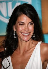 Teri Hatcher at the In Style Magazine and Warner Bros. Studios Golden Globe After Party.