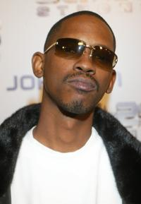 Kurupt at the retirement party for BET Chairman Robert L. Johnson.