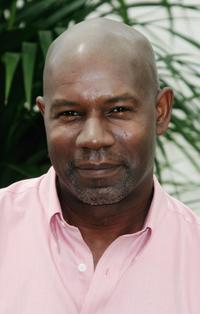 Dennis Haysbert at a photocall promoting the television series