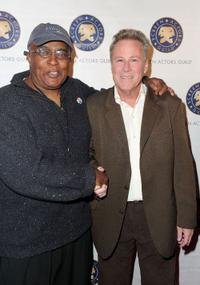 Dewayne Williams and John Heard at the Screen Actors Guild & SAGIndie Breakthrough Filmmakers party during the AFI FEST 2010.