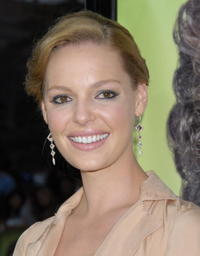 Katherine Heigl at the L.A. premiere of