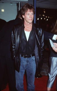 Kevin Bacon at the the premiere of